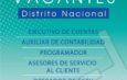 Ministerio de Trabajo invita jornada de empleo Distrito Nacional