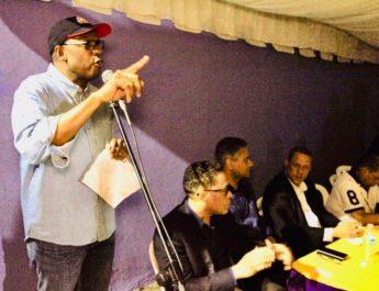 Alfredo Martínez asegura que el triunfo de Luis Alberto y Gonzalo castillo en la circunscripción lll de SDE esta garantizado