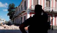 Continúa una tensión en la isla de Puerto Rico debido a las réplicas que han sucedido.