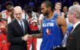 Los 100 ejecutivos con mayores ingresos de la NBA se van a rebajar un 20% de sus salarios