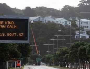"""La primera ministra Jacinda de Nueva Zelanda anunció que el virus ha sido """"actualmente eliminado"""""""