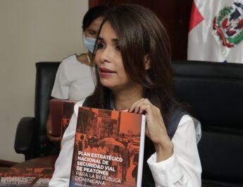 INTRANT PRESENTA EDICIÓN FINAL DEL PLAN DE SEGURIDAD VIAL DE PEATONES