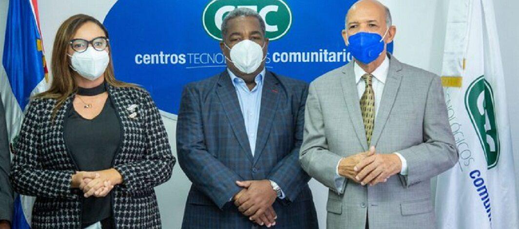 ISIDRO TORRES ASUME FUNCIONES COMO DIRECTOR GENERAL DE LOS CENTROS TECNOLÓGICOS COMUNITARIOS (CTC)