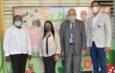 MINISTERIO DE EDUCACIÓN EVALÚA PREPARACIÓN DE CENTROS EDUCATIVOS PARA EL INICIO DEL AÑO ESCOLAR EL 2 DE NOVIEMBRE