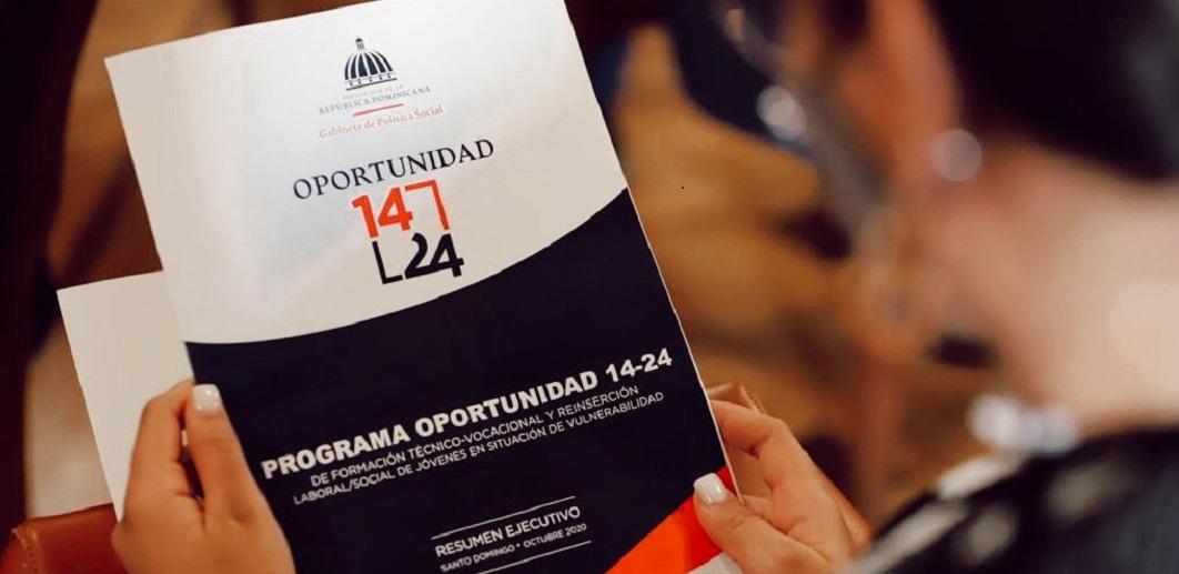 GOBIERNO DE RD: PROGRAMA DE OPORTUNIDAD 14-24 - Noticias Vip RD