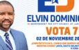 El dominicano Elvin Dominici se postula como concejal general de Jersey City.