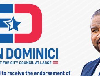Primer candidato a concejal de ascendencia Dominicana endosado por el periodico Jersey Journal.